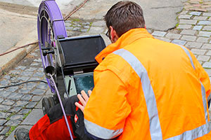 inspection canalisation caméra télévisée